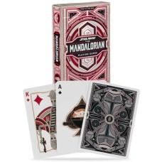 Poker cards The Mandalorian, Bicycle USA