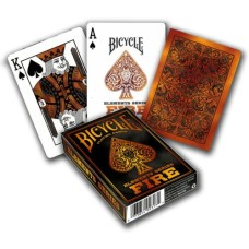 Pokercards Bicycle, Fire Deck