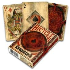 Pokercards Bicycle Vintage