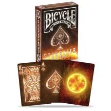Poker cards Bicycle,Stargazer Sunspot Deck