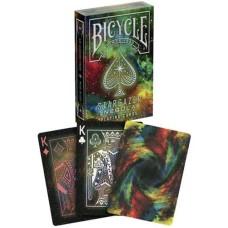 Poker cards Bicycle, Stargazer Nebula Deck