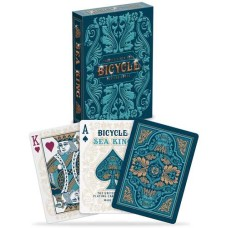 Poker cards Bicycle Sea King Deck