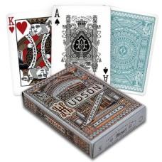 Poker cards Hudson, Bicycle USA