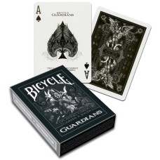 Pokercards Guardians Deck, Bicycle