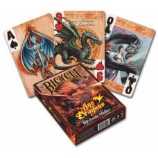 Pokercards Age of Dragons Anne Stokes
