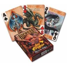 Pokerkaarten Age of Dragons Anne Stokes