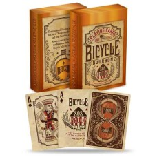 Poker cards Bourbon Deck Bicycle USA