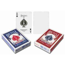 Bicycle goochel/Magic Cards Blanco/Index