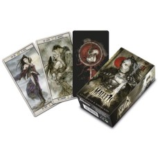 Tarot kaarten Malefic Luis Royo,Fournier