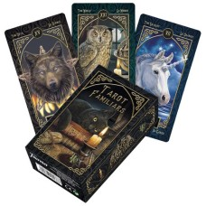 Tarot cards Familiars, Fournier