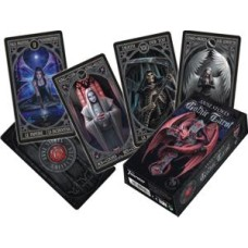 Tarot cards Anne Stokes Gothic,Fournier
