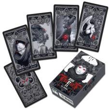 Tarot cards Nekro XIII, Fournier