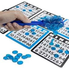 Bingo Magic Wand m 100 fiches.14mm.