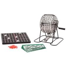Lottomill 20 cm.bl.metall, Board+90 balls plast.