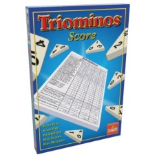 Triomino Scoreblok in doos Goliath