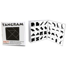 Tangram booklet 208 examples + solutions
