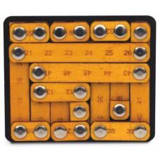 Tough Measures - Constantin Brain Puzzle