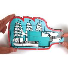Ship in a Bottle - Constantin