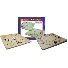 Tock boardgame wood 4+6 play.photobox HOT