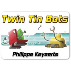 Twin Tin Bots, Flatlined Games Nl.+Fr.