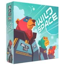 Wild Space Cardgame NL Dutch version !
