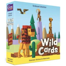 Wild Cards - cardgame NL