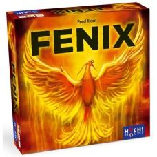 Fenix bordspel Nieuw NL/DE/EN/FR Huch