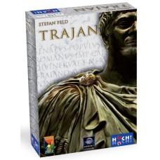Trajan Bordspel - Huch NL/FR/D/ENG. Huch