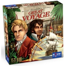 Humboldt's Great Voyage NL/ENG/DE/FR. Huch