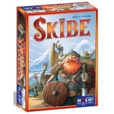 SKIBE - Huch!, Kaartspel NL / EN / FR / DE