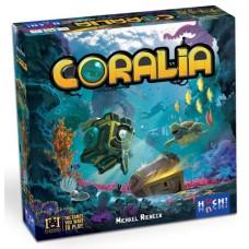 Coralia - Bordspel NEW NL/FR/DE/EN Huch
