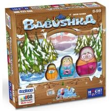Babushka solo puzzelspel NL/FR/DE/EN/IT  Huch