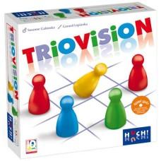 Triovision, Game EN/NL/FR/DE/FI  Huch