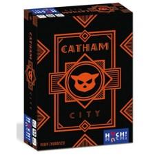 Catham City - Huch!, Cardgame, EN/NL/DE/PL