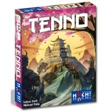 Tenno - Huch!, Kaartspel, NL/FR/DE/EN
