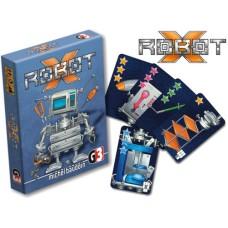 Robot-X, bouw je eigen robot - kaartspel