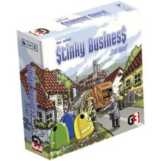 Stinky Business, Bordspel G3