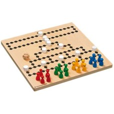 Barricade game 3291 wood 26x26x1,2 cm