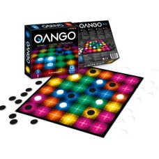 Qango, strategisch boardgame for 2 players