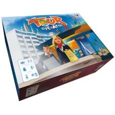 Tour operator boardgame -  EN / DE / FR / NL / ES