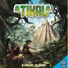 Tikal Deluxe boardgame - NL/DE