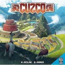 Cuzco boardgame  - NL / DE / EN
