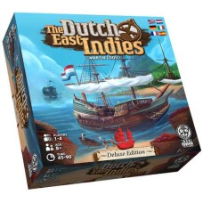 Dutch East Indies Boardgame Deluxe