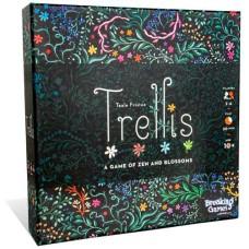 Trellis bordspel - EN/FR/ES/DE