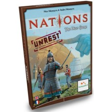 Nations The Dice Game - Unrest Expansion * verwacht week 49 *