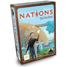 Nations - The Dice Game - Lautapelit EN/FR
