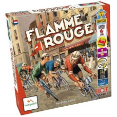 Flamme Rouge Bike-racing-game NL. Lautapelit