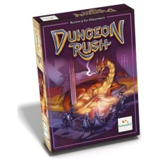 Dungeon Rush card game,ENG.Lautapelit