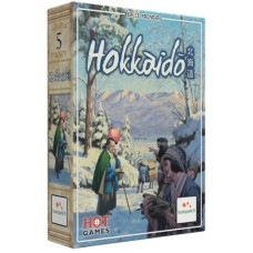 Hokkaido NL - HOT Games * Dutch edition *