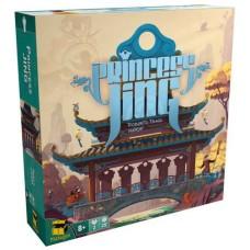 Princess Jing - boardgamel  Matagot ENG